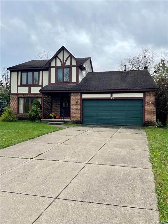123 Shetland Drive, Amherst, NY 14221 (MLS #B1373866) :: Serota Real Estate LLC