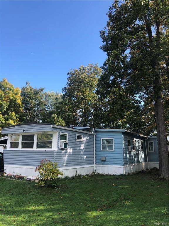 24 Highridge, Hamburg, NY 14075 (MLS #B1373877) :: Serota Real Estate LLC