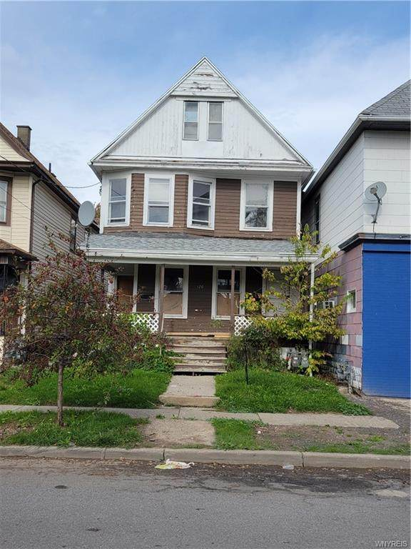 120 Grote Street, Buffalo, NY 14207 (MLS #B1374082) :: Serota Real Estate LLC