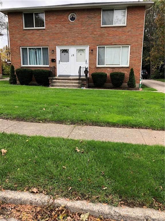 12 Alcona Avenue, Amherst, NY 14226 (MLS #B1374339) :: Serota Real Estate LLC