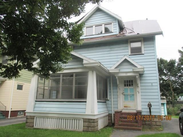 50 Hall Street, Rochester, NY 14609 (MLS #R1071090) :: Robert PiazzaPalotto Sold Team