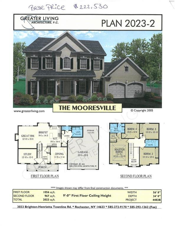 Lot 607 Fallwood Terrace, Parma, NY 14468 (MLS #R1082160) :: Robert PiazzaPalotto Sold Team