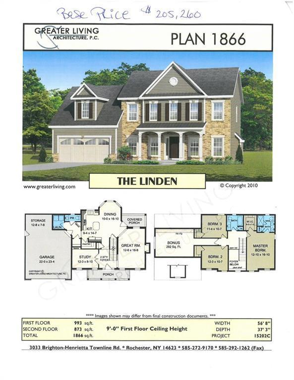 Lot 608 Fallwood Terrace, Parma, NY 14468 (MLS #R1082185) :: Robert PiazzaPalotto Sold Team