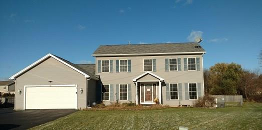 80 Diana Drive, Wheatland, NY 14546 (MLS #R1087639) :: BridgeView Real Estate Services