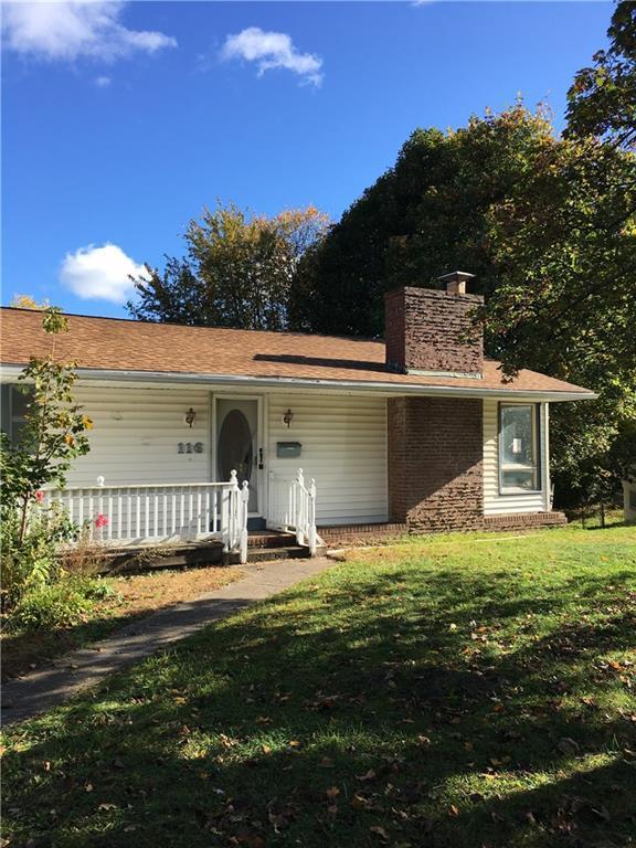 116 Cedargrove Drive, Irondequoit, NY 14617 (MLS #R1090726) :: Robert PiazzaPalotto Sold Team