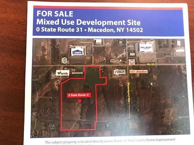 240 State Route 31 R, Macedon, NY 14502 (MLS #R1102388) :: The Rich McCarron Team
