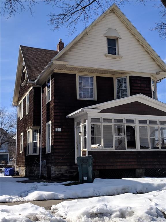 31 Baldwin Street, Rochester, NY 14609 (MLS #R1105924) :: The Chip Hodgkins Team