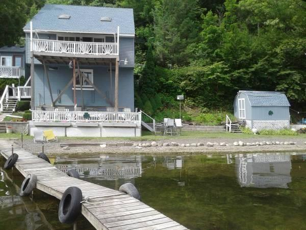 6109 W Lake Road, Groveland, NY 14435 (MLS #R1108542) :: BridgeView Real Estate Services