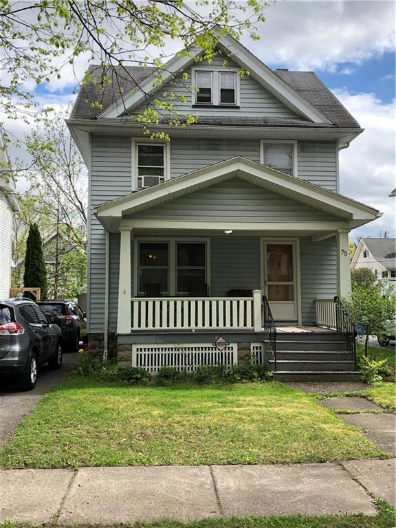 75 Bradburn Street, Rochester, NY 14619 (MLS #R1117682) :: The CJ Lore Team | RE/MAX Hometown Choice