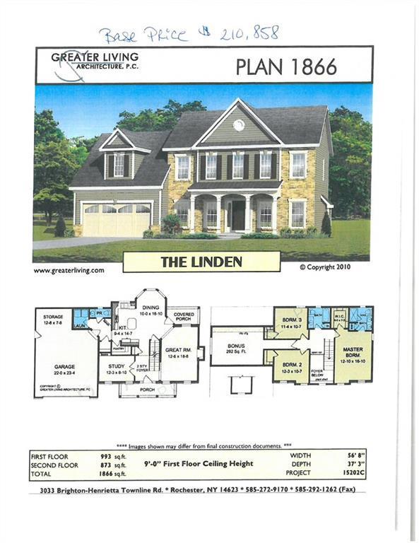 120 Fallwood Terrace, Parma, NY 14468 (MLS #R1118810) :: Updegraff Group