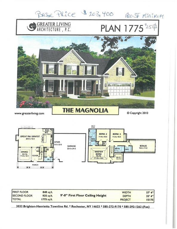 108 Fallwood Terrace, Parma, NY 14468 (MLS #R1118824) :: Updegraff Group