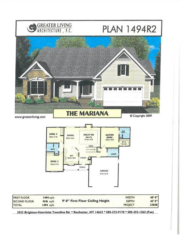 101 Fallwood Terrace, Parma, NY 14468 (MLS #R1119026) :: Updegraff Group