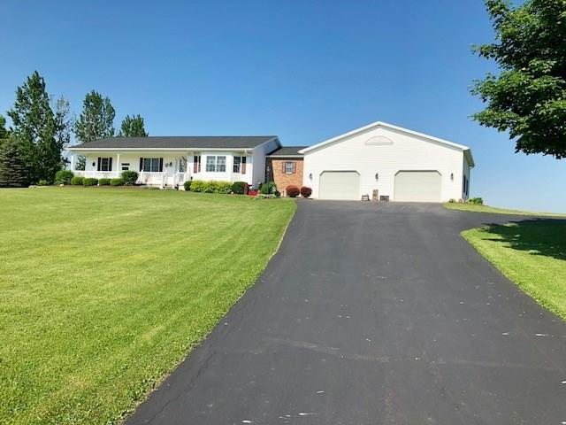 3126 Whitney Road, Seneca, NY 14561 (MLS #R1121542) :: Robert PiazzaPalotto Sold Team