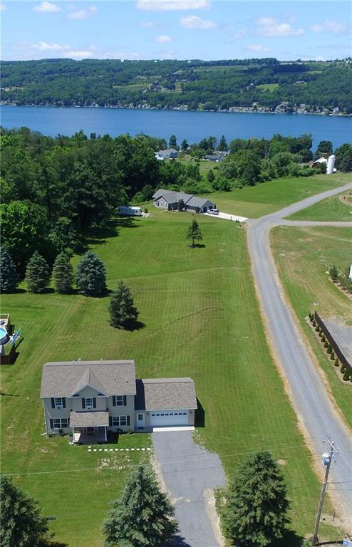 10 Keuka View Estates Road, Milo, NY 14527 (MLS #R1127592) :: The CJ Lore Team | RE/MAX Hometown Choice