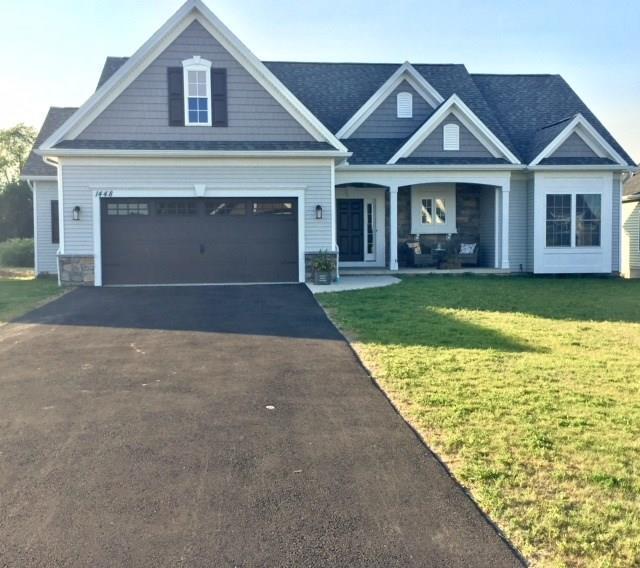 1448 Grand Meadows Way, Webster, NY 14580 (MLS #R1133704) :: Robert PiazzaPalotto Sold Team