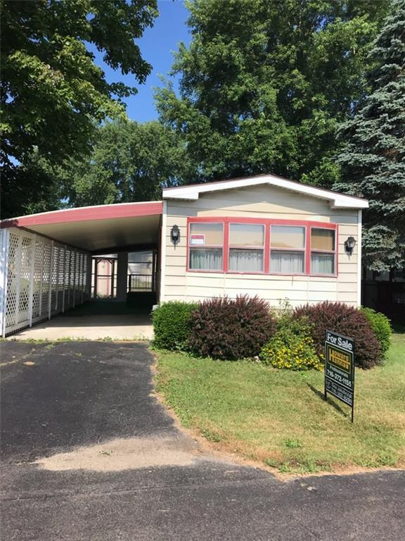 Lot#107 3974 Route 417, Allegany, NY 14706 (MLS #R1133886) :: The Chip Hodgkins Team