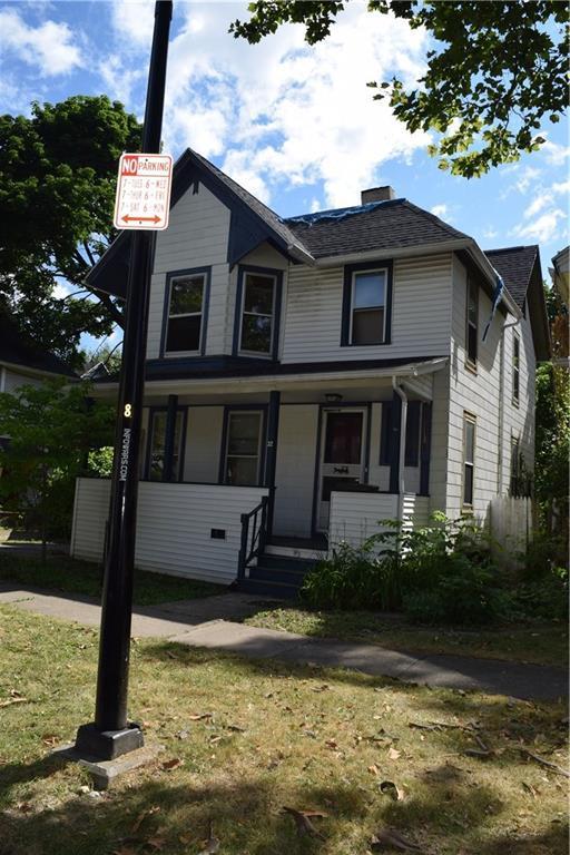 32 Rainier Street, Rochester, NY 14613 (MLS #R1134923) :: The Chip Hodgkins Team
