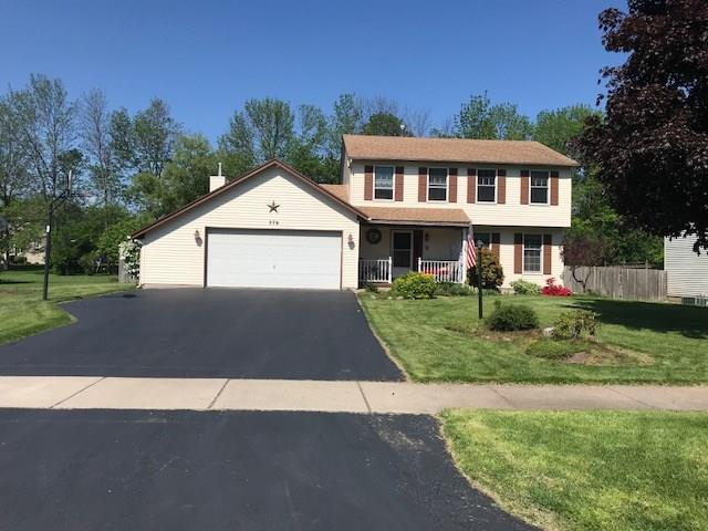 378 Guinevere Drive, Greece, NY 14626 (MLS #R1141487) :: The Rich McCarron Team