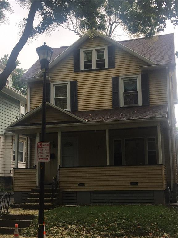 113 Lark Street, Rochester, NY 14613 (MLS #R1142271) :: Robert PiazzaPalotto Sold Team