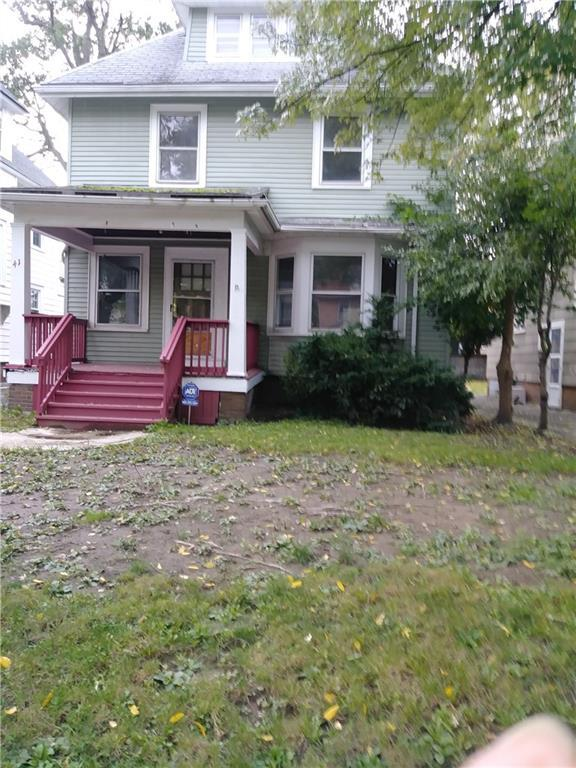 41 Woodbine Avenue, Rochester, NY 14619 (MLS #R1153954) :: The CJ Lore Team | RE/MAX Hometown Choice