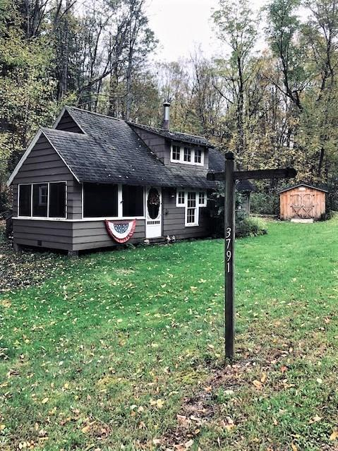 3791 Victoria Road, North Harmony, NY 14710 (MLS #R1154709) :: Robert PiazzaPalotto Sold Team