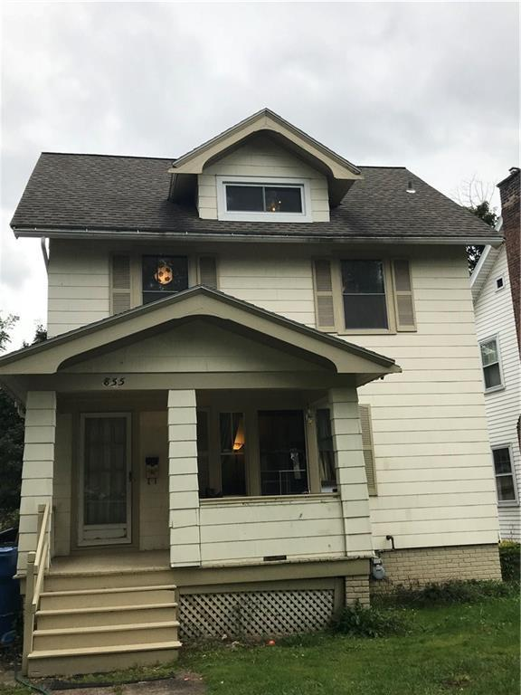 855 Arnett Boulevard, Rochester, NY 14619 (MLS #R1155124) :: The CJ Lore Team | RE/MAX Hometown Choice