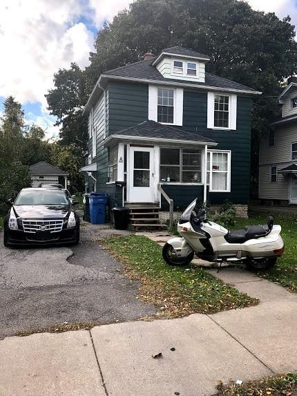447 NW Glide Street NW, Rochester, NY 14606 (MLS #R1159953) :: Robert PiazzaPalotto Sold Team