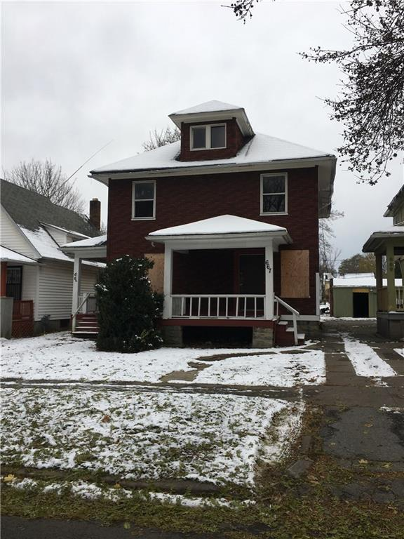 665 Frost Ave Avenue, Rochester, NY 14611 (MLS #R1160672) :: The CJ Lore Team | RE/MAX Hometown Choice