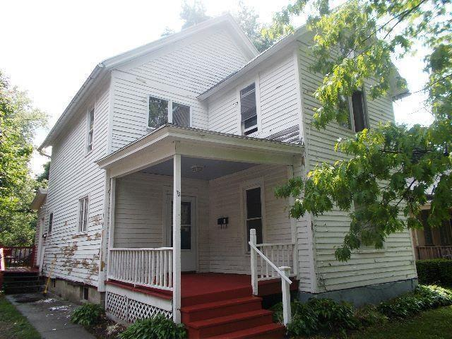 73 Cushing Street, Pomfret, NY 14063 (MLS #R1163710) :: BridgeView Real Estate Services