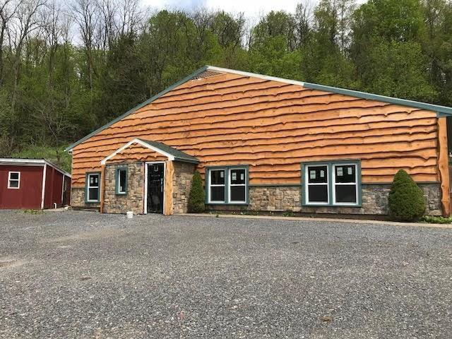 3016 State Route 88, Arcadia, NY 14513 (MLS #R1167911) :: Robert PiazzaPalotto Sold Team