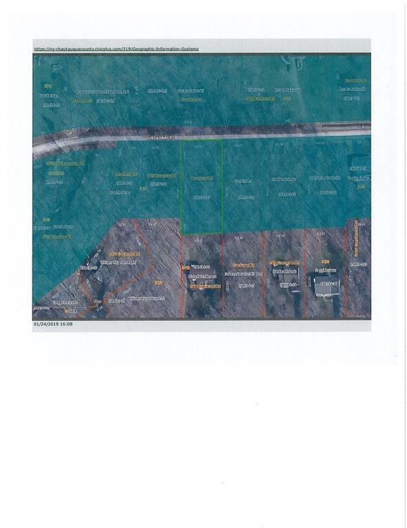 0 Broadway Road, Ellery, NY 14712 (MLS #R1169861) :: BridgeView Real Estate Services