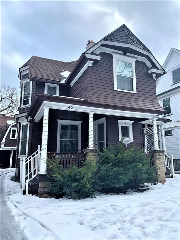 42-42.5 Boardman Street #42, Rochester, NY 14607 (MLS #R1173009) :: The Rich McCarron Team
