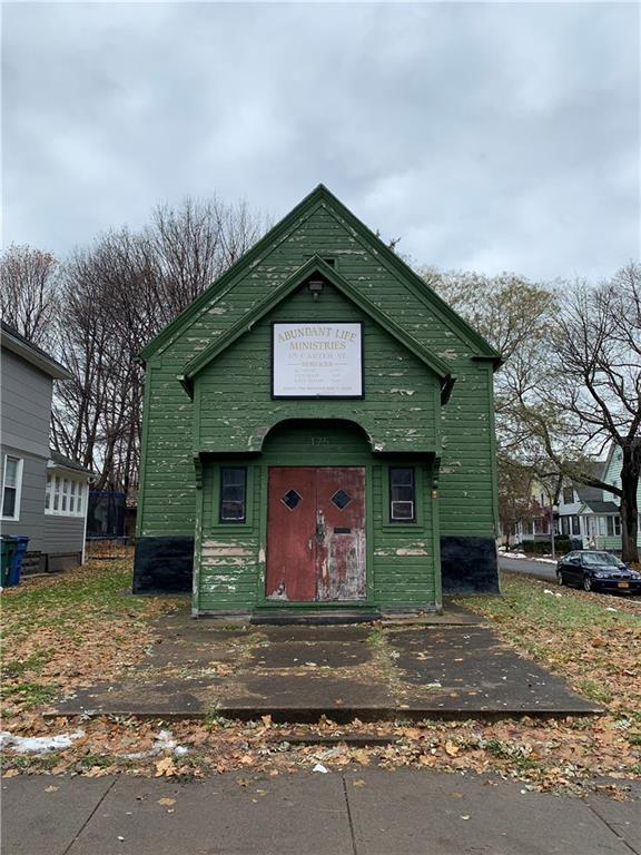 175 Carter Street, Rochester, NY 14621 (MLS #R1173796) :: MyTown Realty