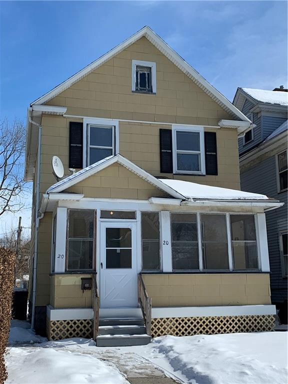 20 Child Street, Rochester, NY 14611 (MLS #R1181016) :: BridgeView Real Estate Services