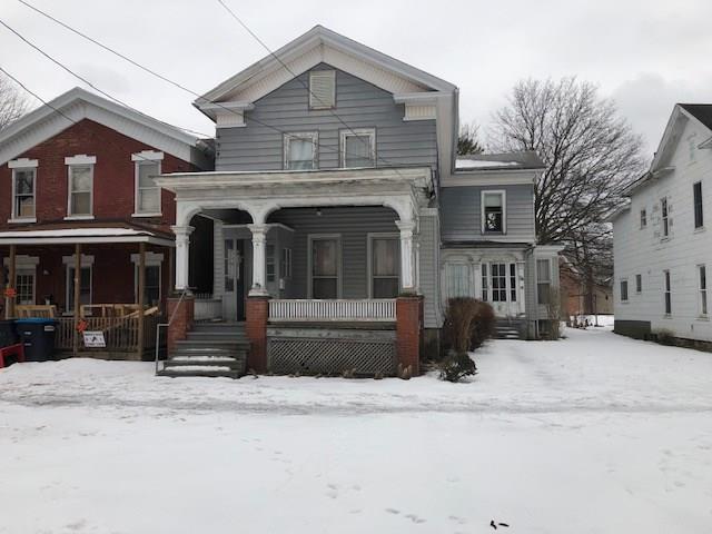 92 Broad Street, Lyons, NY 14489 (MLS #R1181771) :: Robert PiazzaPalotto Sold Team