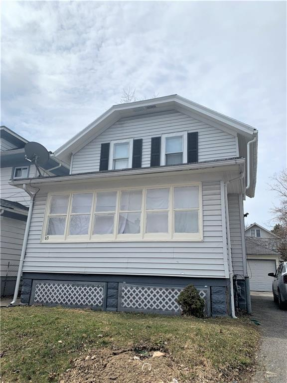 63 Chili Terrace, Rochester, NY 14619 (MLS #R1182087) :: Robert PiazzaPalotto Sold Team