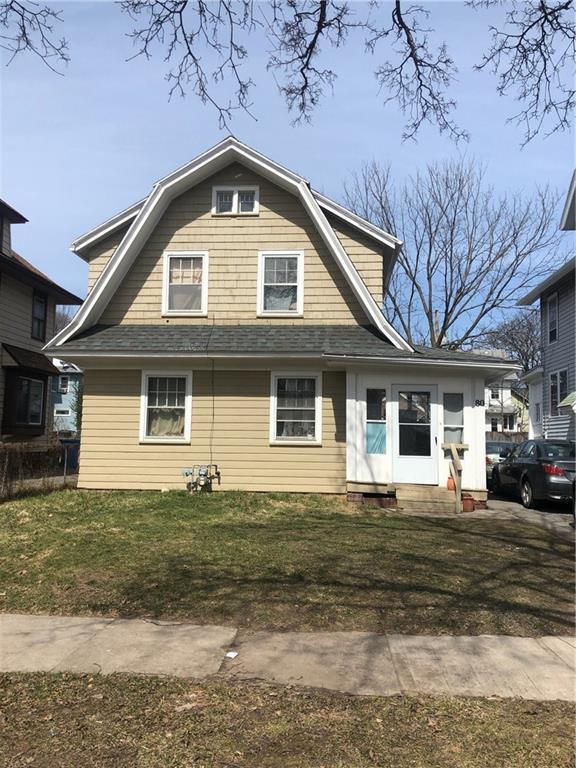 80 Ellicott Street, Rochester, NY 14619 (MLS #R1183057) :: Robert PiazzaPalotto Sold Team