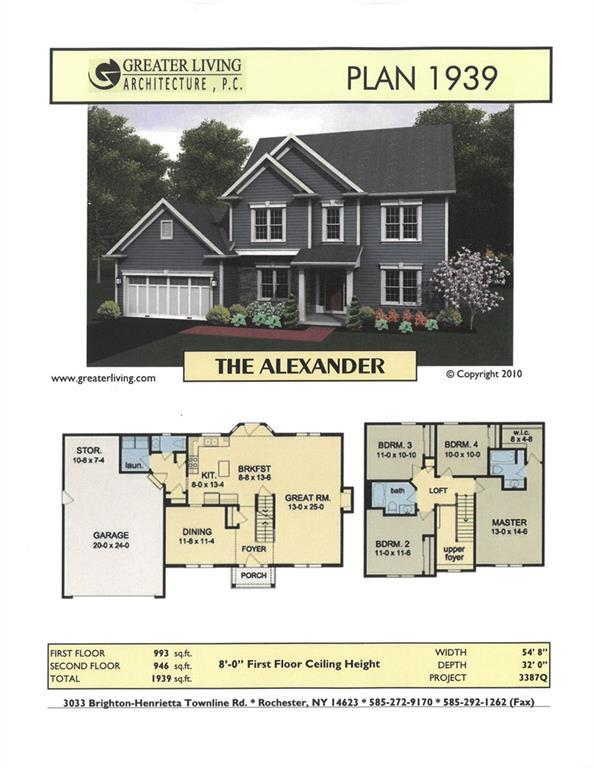 LOT #708 Fallwood Terrace, Parma, NY 14468 (MLS #R1187648) :: Robert PiazzaPalotto Sold Team
