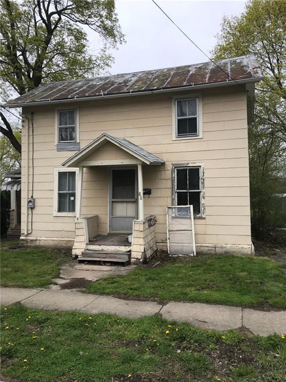 88 Franklin Street, North Dansville, NY 14437 (MLS #R1193267) :: The Glenn Advantage Team at Howard Hanna Real Estate Services