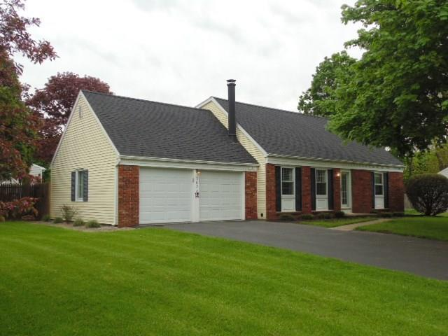 163 Mulberry Drive, Farmington, NY 14425 (MLS #R1195680) :: Robert PiazzaPalotto Sold Team