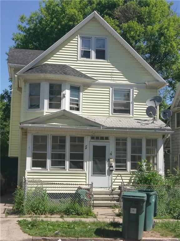78 Roycroft Drive, Rochester, NY 14621 (MLS #R1201459) :: The Glenn Advantage Team at Howard Hanna Real Estate Services