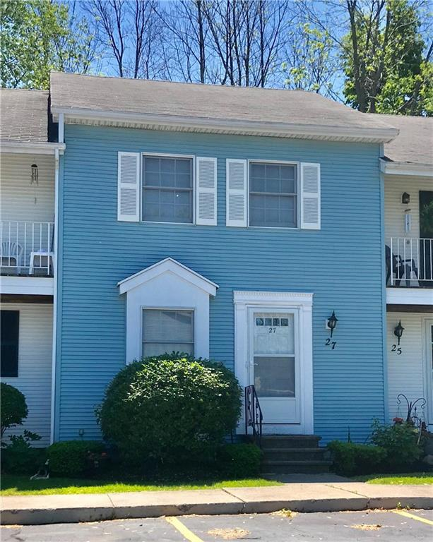 27 Southfield Drive, Webster, NY 14580 (MLS #R1201610) :: Updegraff Group