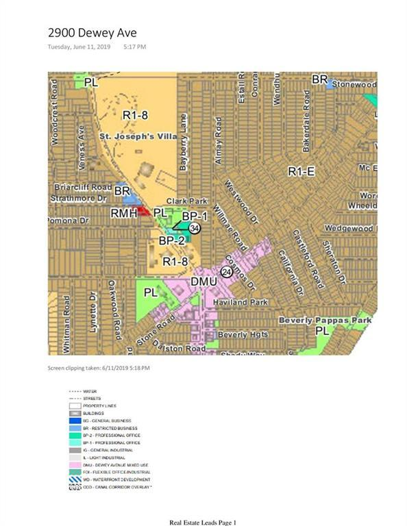 2900 Dewey Lane, Greece, NY 14616 (MLS #R1202547) :: The Glenn Advantage Team at Howard Hanna Real Estate Services