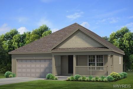 23 Willowford, Henrietta, NY 14467 (MLS #R1203556) :: The Glenn Advantage Team at Howard Hanna Real Estate Services