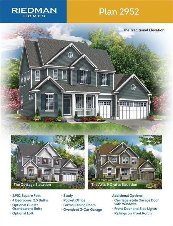 6422 Southgate Hills Drive, Victor, NY 14564 (MLS #R1209200) :: The Glenn Advantage Team at Howard Hanna Real Estate Services