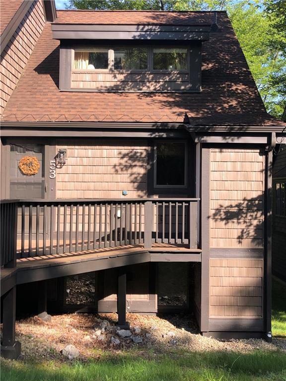 53 Valley View Rd-The Woods, Ellicottville, NY 14731 (MLS #R1210626) :: 716 Realty Group