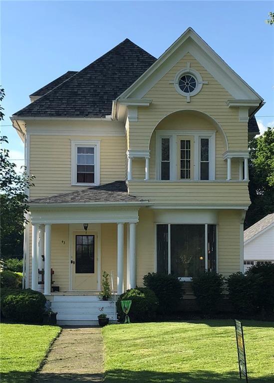 43 Temple Street, Portville, NY 14770 (MLS #R1213389) :: Updegraff Group