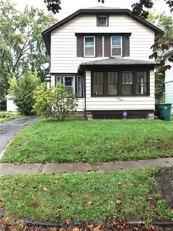 48 Margaret Street, Rochester, NY 14619 (MLS #R1232670) :: Robert PiazzaPalotto Sold Team