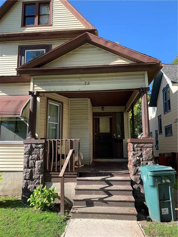 72 Lorimer Street, Rochester, NY 14608 (MLS #R1232846) :: Updegraff Group
