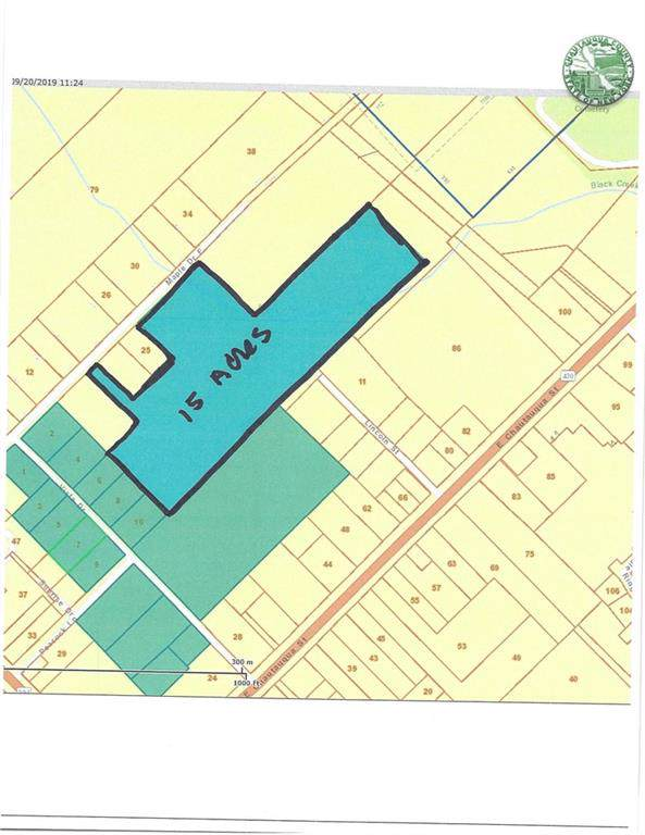 0 Vista Drive, Chautauqua, NY 14757 (MLS #R1237195) :: The Chip Hodgkins Team